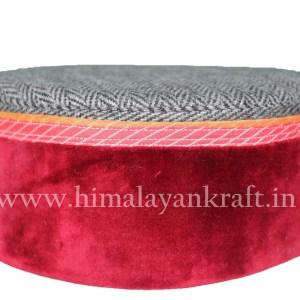 Shimla Bushehri Cap (Topi)- Be a Pahari – HimalayanKraft