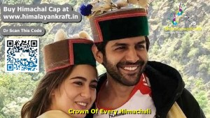 Sara Ali Khan And Karthik Love Himachal Cap