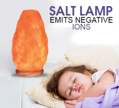 Salt Lamp Scam
