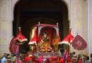 शिव की अर्धांगिनी पार्वती के रूप में गणगौर की पूजा