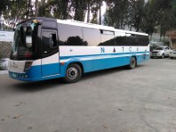 NATCO bus from Islamabad to Gilgit
