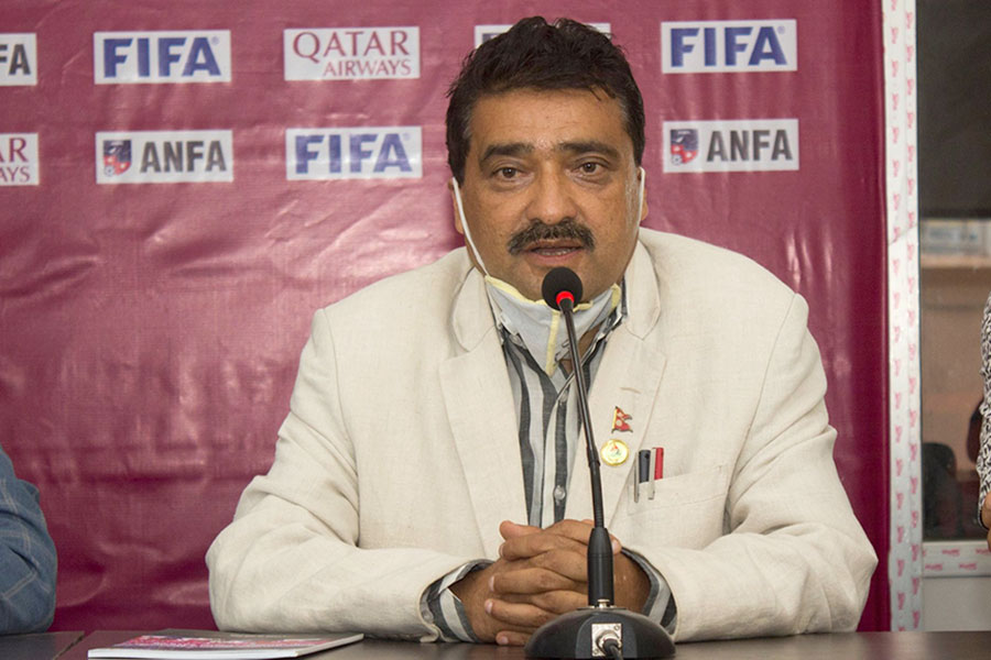 This is not the case with the future of sports: Member Secretary Silwal
