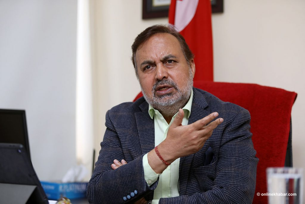 The son-in-law of the private sector, the government should take care of it: Minister of State Dugad
