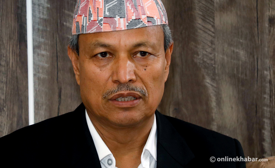 Publicize facts about Nepal-China border issue: Rawal