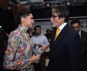 Amitabh and Deepika together in 'The Intern' after 'Piku'