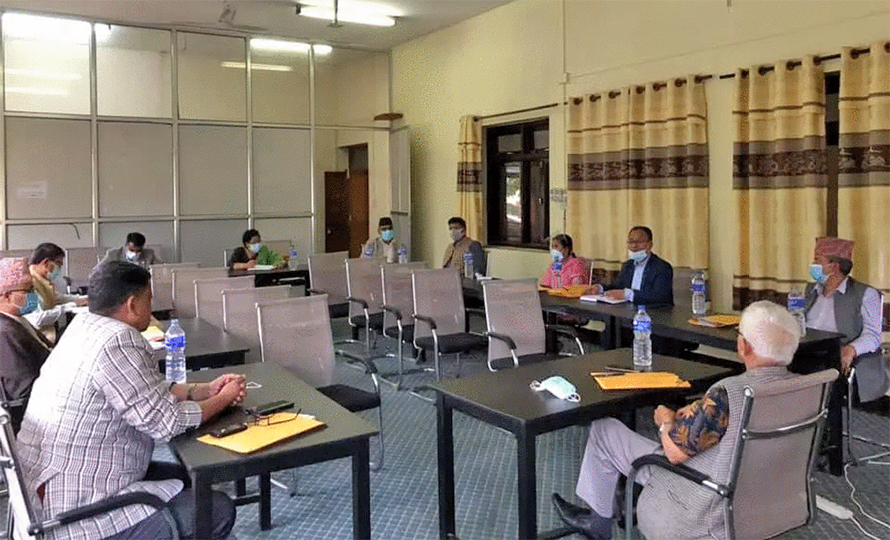 Session of Bagmati Assembly convened on 30 May