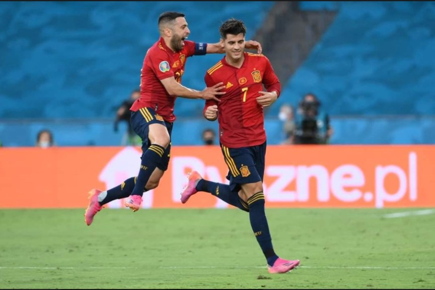 Spain's second straight draw after missing a penalty