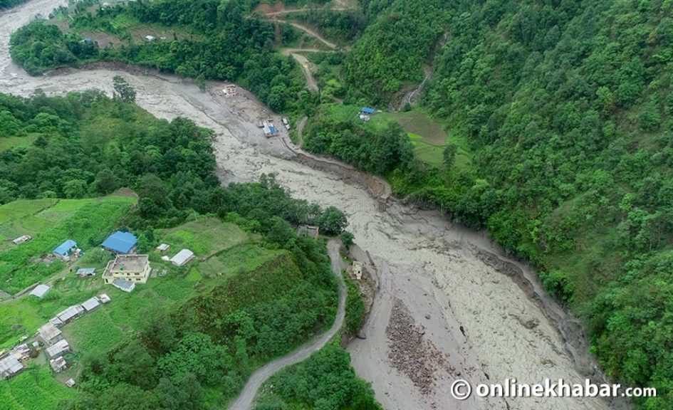 The flow of Melamchi increased, an appeal to be alert