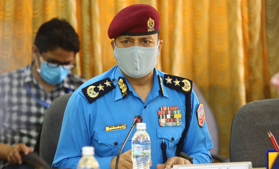 IGP's directive to strengthen border security in inter-agency coordination