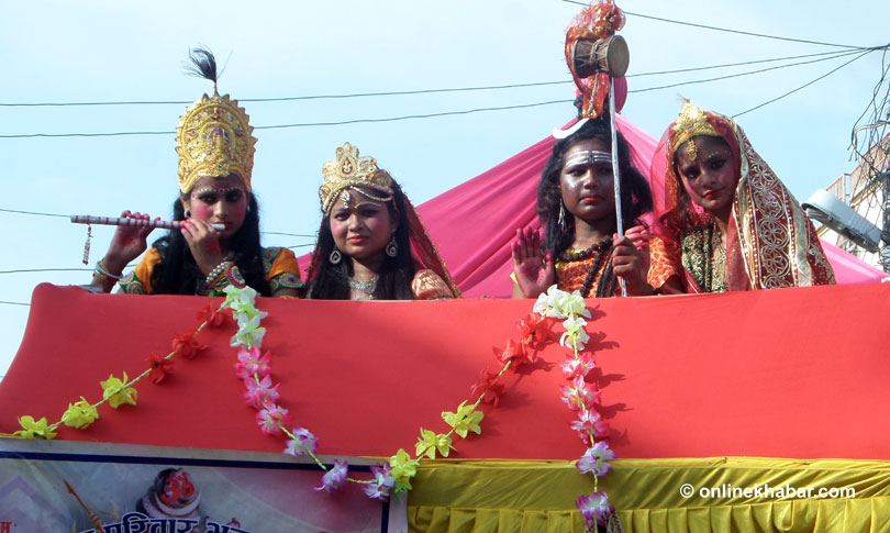 Radhakrishna Rath Yatra of Biratnagar will be taken out this time also in the form of Khat Yatra.