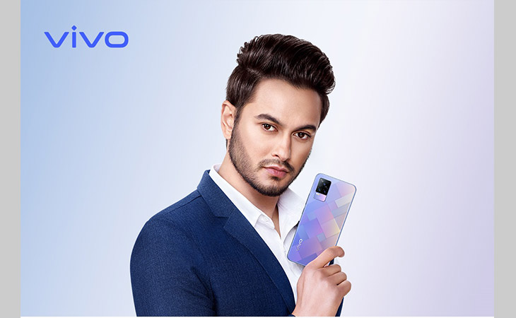 What is the price of Vivo V21e in Nepalese market with extension feature?