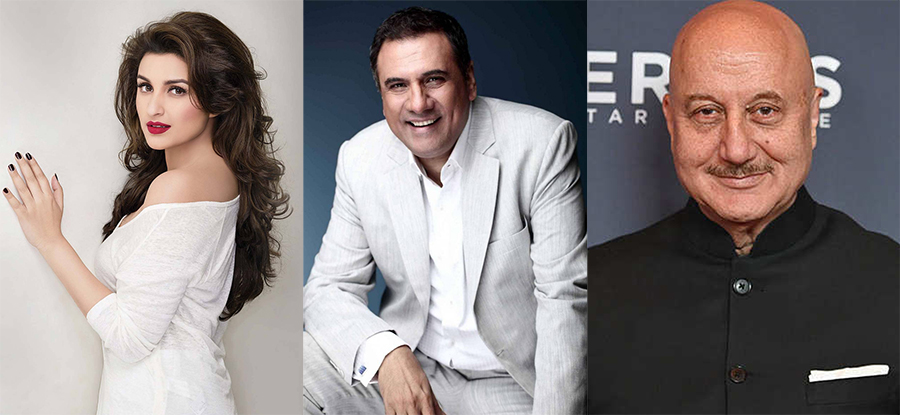Anupam, Boman and Parineeti are coming to Nepal to shoot for 'Uchai'
