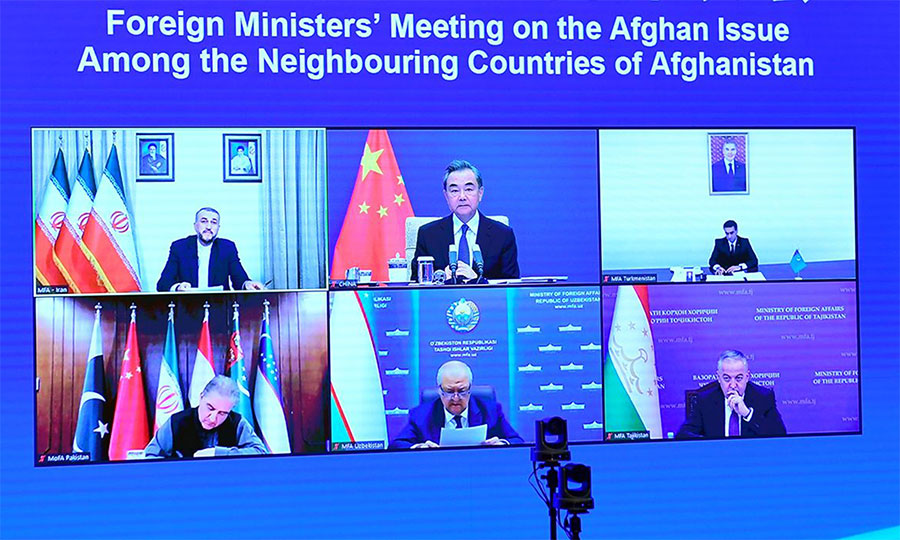 China announces 200 million yuan aid to Afghanistan
