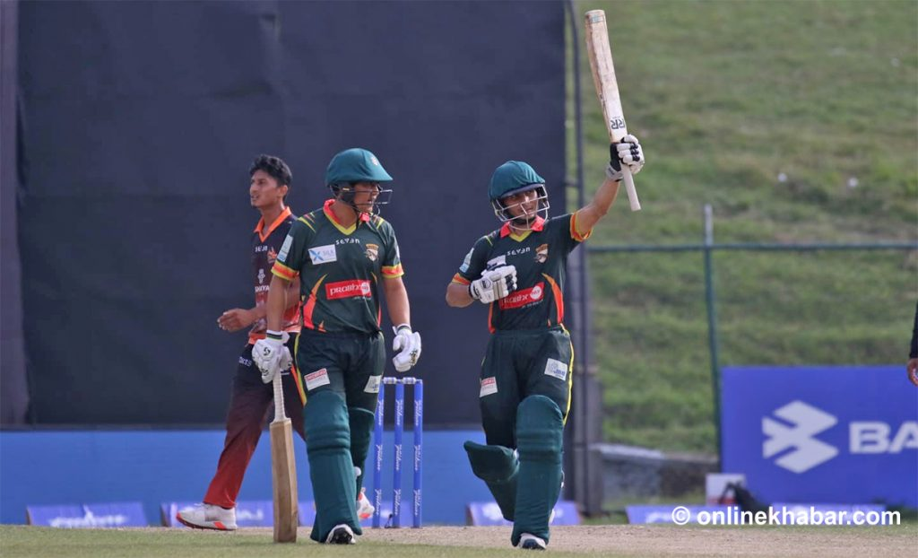Chitwan won the EPL title while Pokhara lost by 4 wickets
