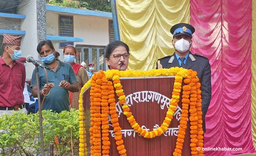 Delay in justice will increase crime: Minister Joshi