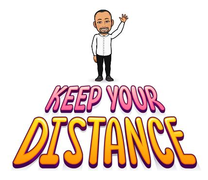 IMAGEN AVATAR KEEP YOUR DISTANCE