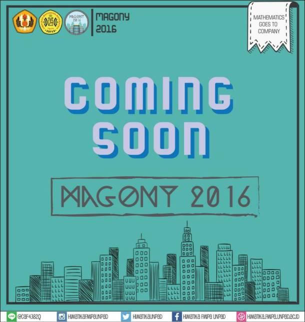 Magony 2016