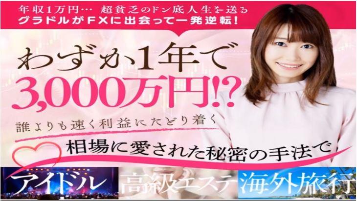 藍田愛 愛トレFX~約束された女神の相場領域~