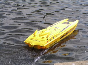 Offshore racer