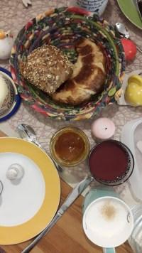 Samstagsfrühstück