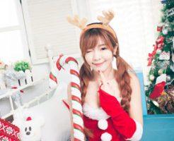 クリスマスコスプレ衣装