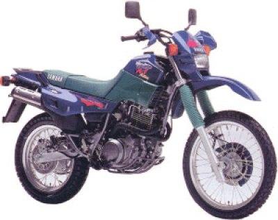 世良真純のバイク