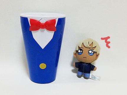コスチュームドリンクカップの画像