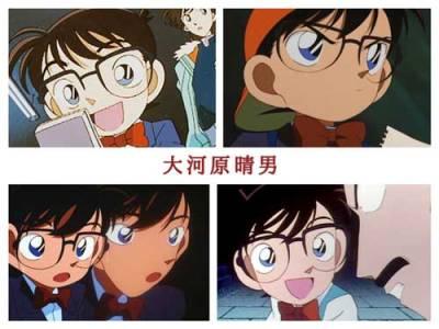 【名探偵コナン】作画監督別比較・大河原晴男