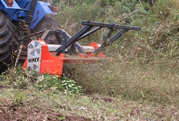 Triturador Florestal Himev Ecotritus