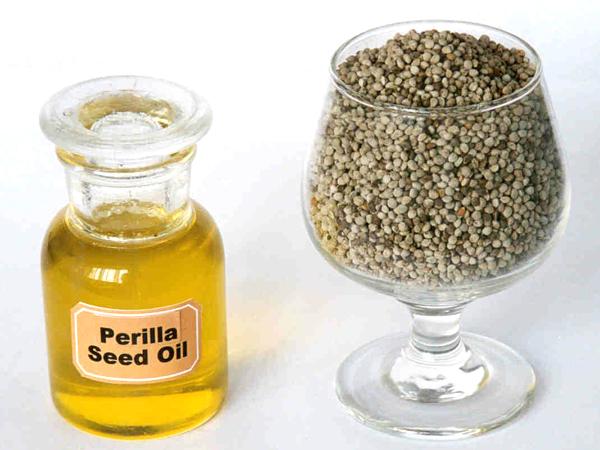 перилловое масло
