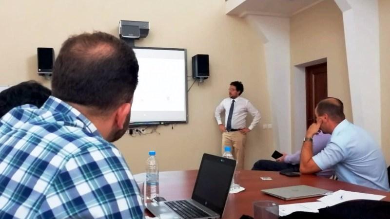 ОАО «Минудобрение», одно из самых крупных в российской химической промышленности, посетили специалисты компаний Godrej&Boyce Mfg.Co.Ltd. и CASALE