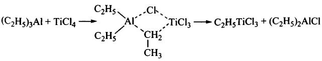 координационная полимеризация алкенов