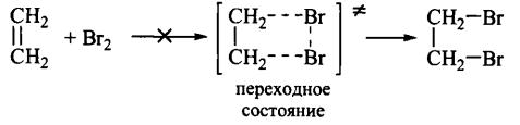 Реакции электрофильного присоединения к алкенам образование промежуточного карбокатиона