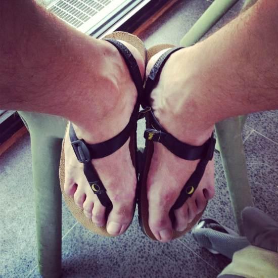 Luna Sandals The Mono 24