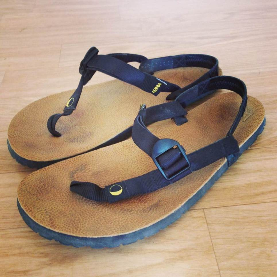 Luna Sandals The Mono 25