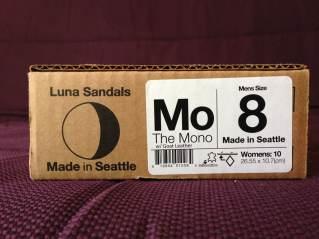 Luna Sandals The Mono 8