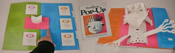 Har du fået lyst til at lave en pop-up bog selv?