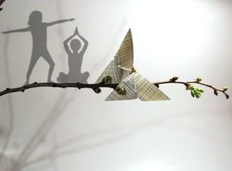 Yoga, nærvær og kreativitet, Kamilla Balslev-Olesen