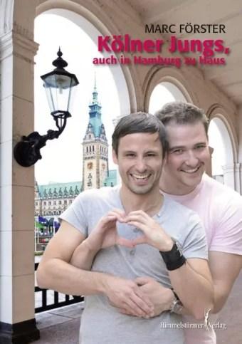 Kölner Jungs - auch in Hamburg zu Hause