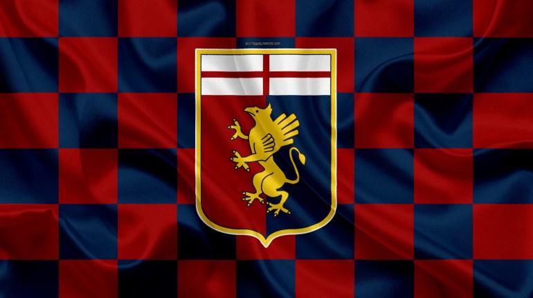 genoa-cfc-4k-logo-creative-art-red-blue-checkered-flag