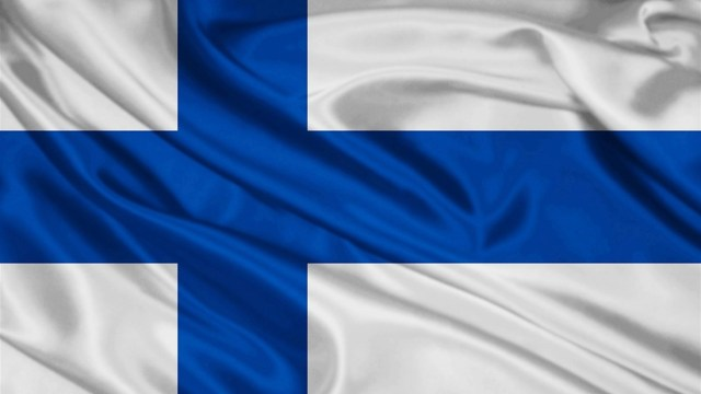 flag-of-finland-fabric-texture-silk-finnish-flag-europe-himnode.com-lyrics-letra