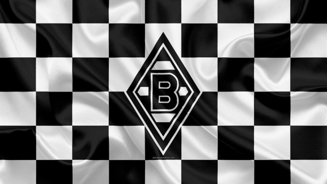 borussia-monchengladbach-4k-logo-creative-art-black-and-white-checkered-flag-himnode.com-letra-lyrics