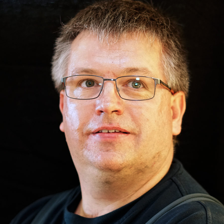 Bernd Kuhlemann, KFZ-Mechaniker bei Bosch Service Himstedt in Northeim