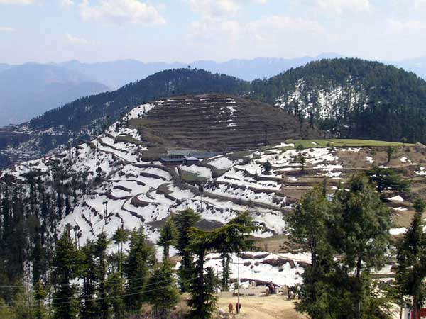 Kufri - A beautiful hill station near Shimla