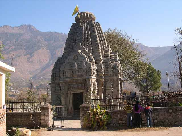 Bajeshwar Mahadev Temple