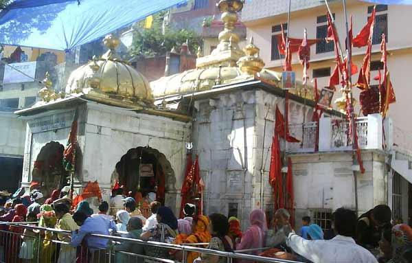 Jwalamukhi-Temple
