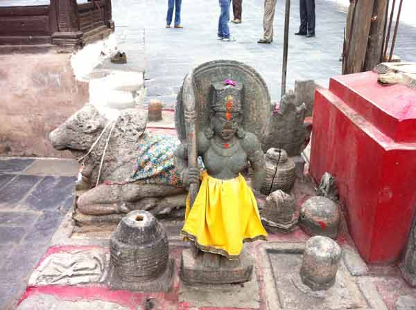 Chhatrari Devi Temple