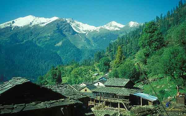 tosh-village