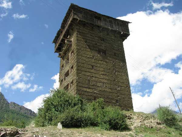 Gondhla Fort Spiti Valley