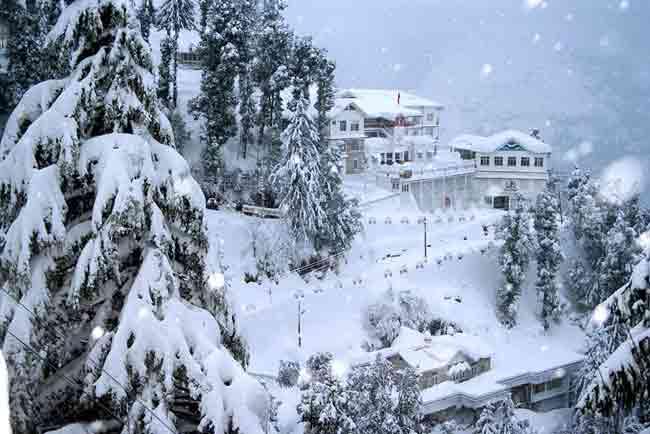more-snowfall-in-Shimla-Manali